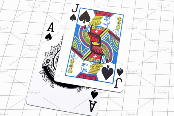 31 Playing Cards Mockups Free Psd Designs