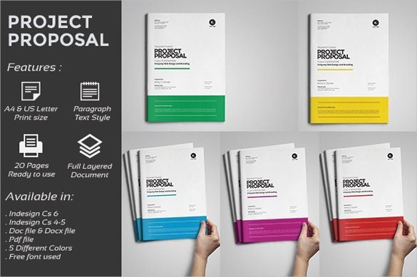 31 Proposal Templates Doc Pdf