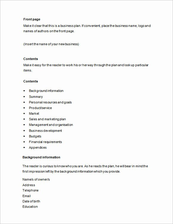 32 Business Proposal Templates Doc Pdf