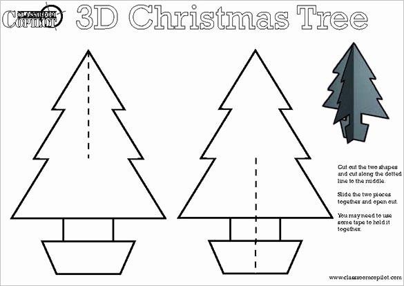 32 Christmas Tree Templates Free Printable Psd Eps