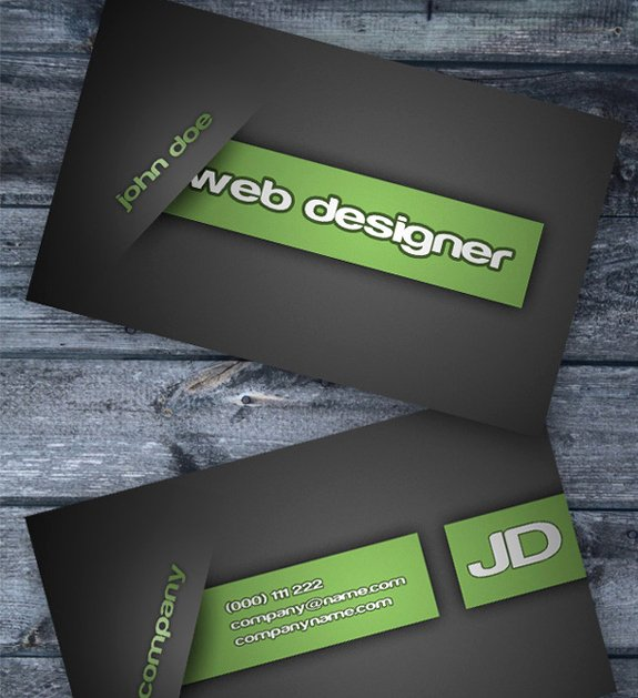32 Free Business Card Templates