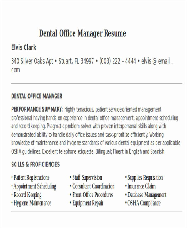 32 Manager Resume Templates Pdf Doc