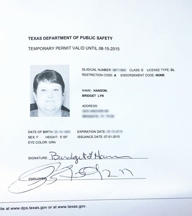 33 Best Driver License Templates Photoshop File Images On