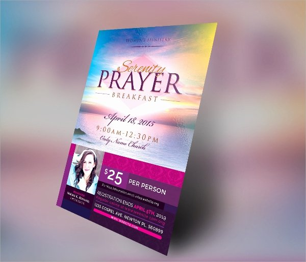 33 Church Flyer Templates