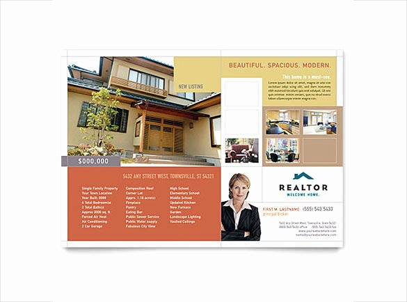33 Free Download Real Estate Flyer Templates Psd Ai