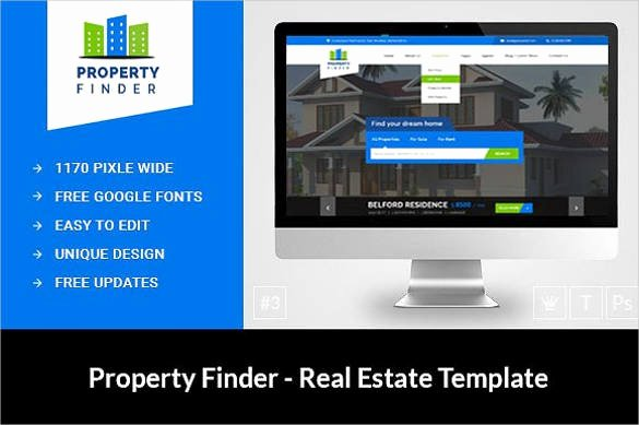 33 Real Estate Website themes & Templates
