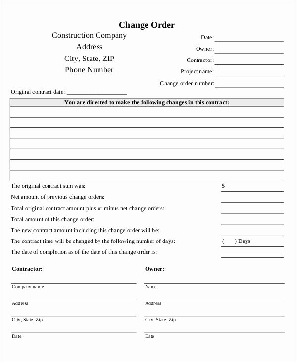 34 Simple order forms