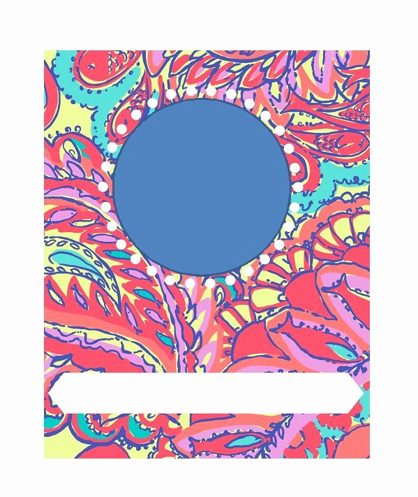 35 Beautifull Binder Cover Templates Template Lab