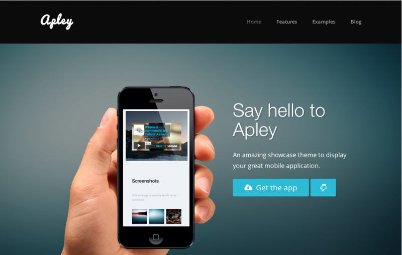 35 Best Mobile App Landing Page Templates