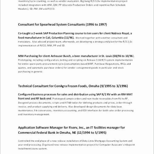 35 Fresh Entry Level Management Resume Samples Design