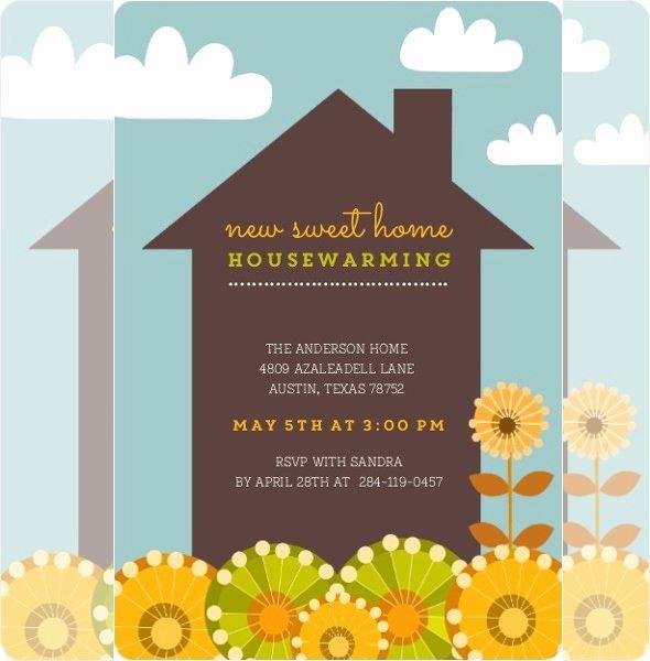 35 Housewarming Invitation Templates Psd Vector Eps