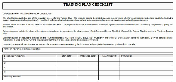 35 Safety Training Schedule Template New Employee