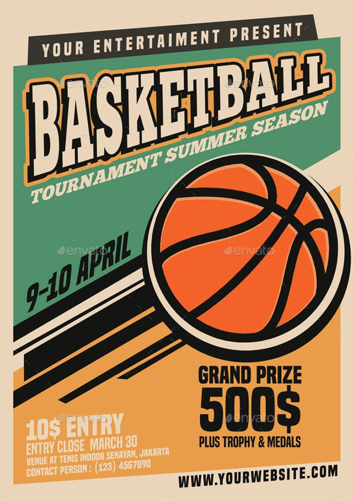 36 Basketball Flyer Psd Templates Free & Premium Designyep
