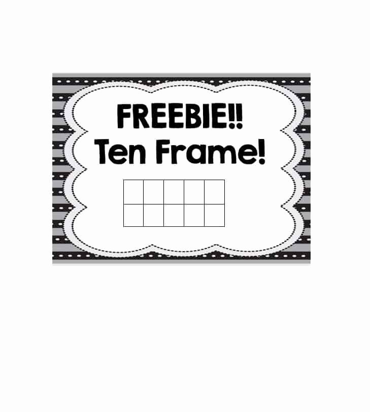 image about Printable Frame Template called No cost Printable Envision Body Template Latter Case in point Template