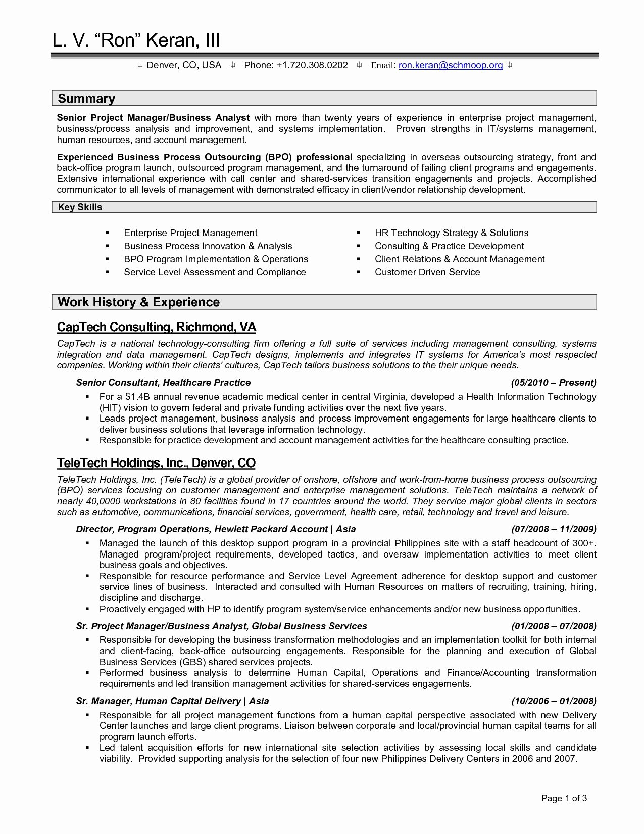 37 Advanced Retail Job Description for Resume or U