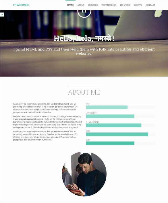 37 Bootstrap Gallery themes & Templates