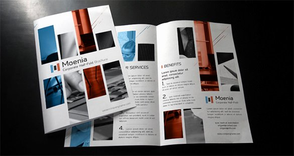 37 Corporate Brochure Templates Psd Designs
