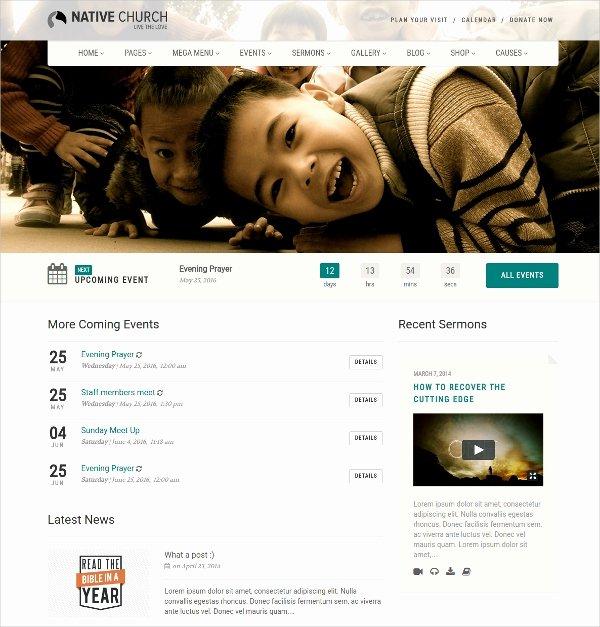 37 Non Profit Website themes & Templates