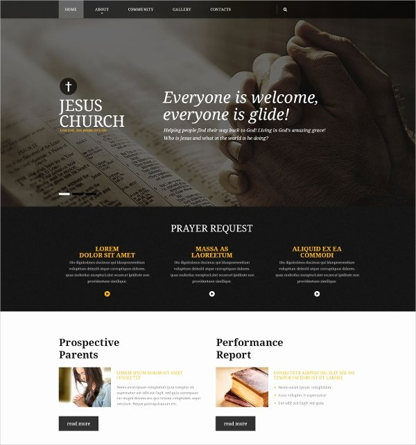 37 Non Profit Website themes & Templates
