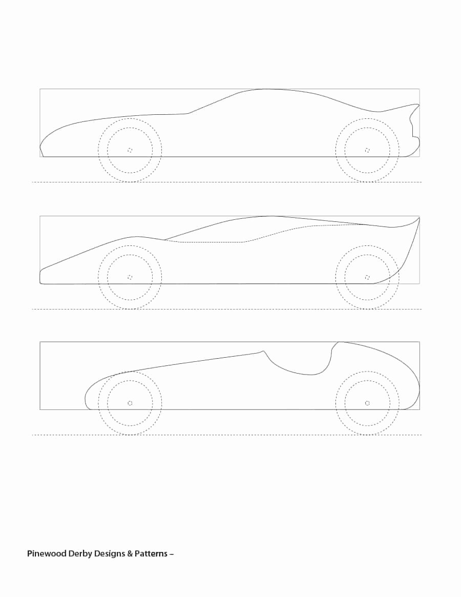 39 Awesome Pinewood Derby Car Designs & Templates