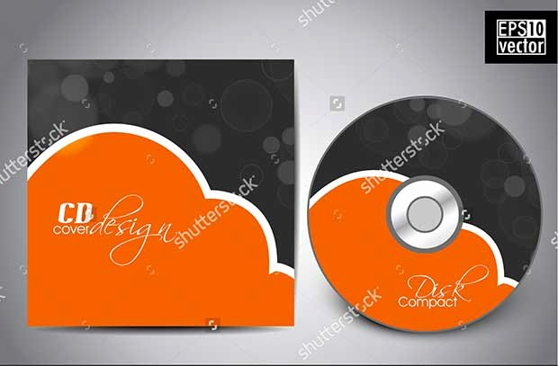 39 Free Cd Cover Templates Psd Download