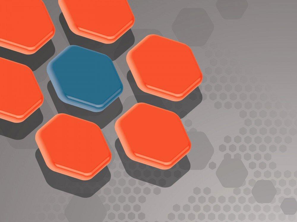 3d Modern Backgrounds 3d Business Grey Navy orange