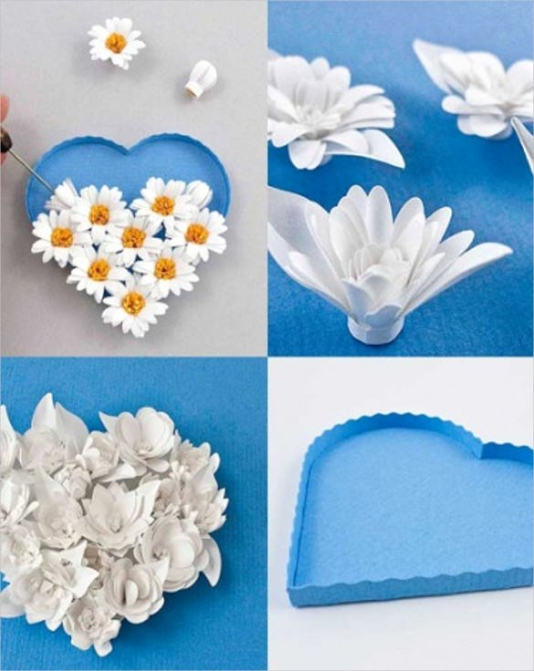 3d Paper Quilling Design – 16 Free Psd Eps format
