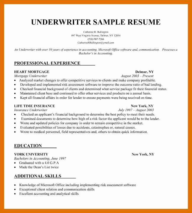 4 5 How to Make Your Resume Look Professional