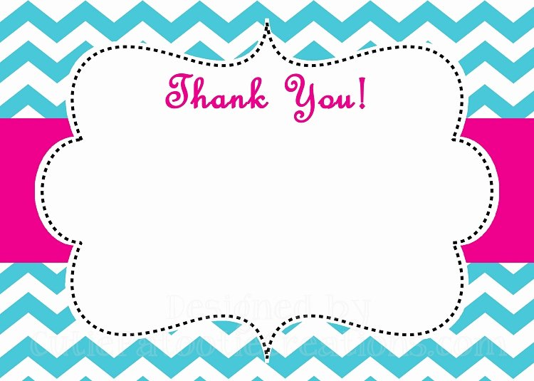 4 Best Of Blank Printable Labels Thank You