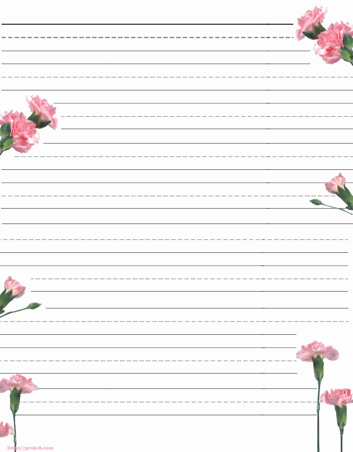 4 Best Of Free Printable Blank Stationery