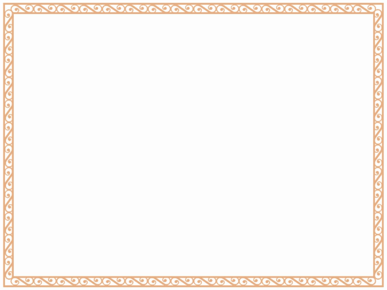 4 Best Of Printable Blank Certificate Borders