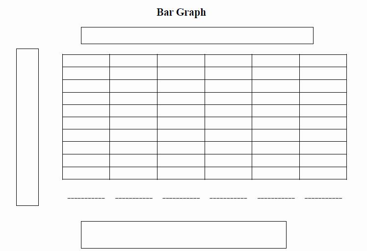 4 Best Of Printable Blank Data Charts Blank Bar