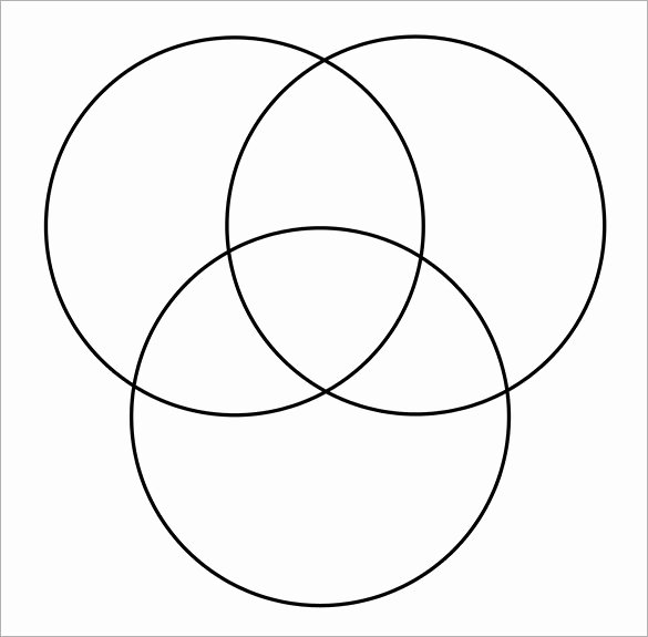 4 Free Venn Diagram Templates Free Sample Example