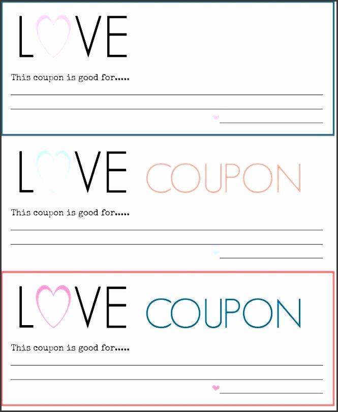 4 Printable Coupon Template Sampletemplatess