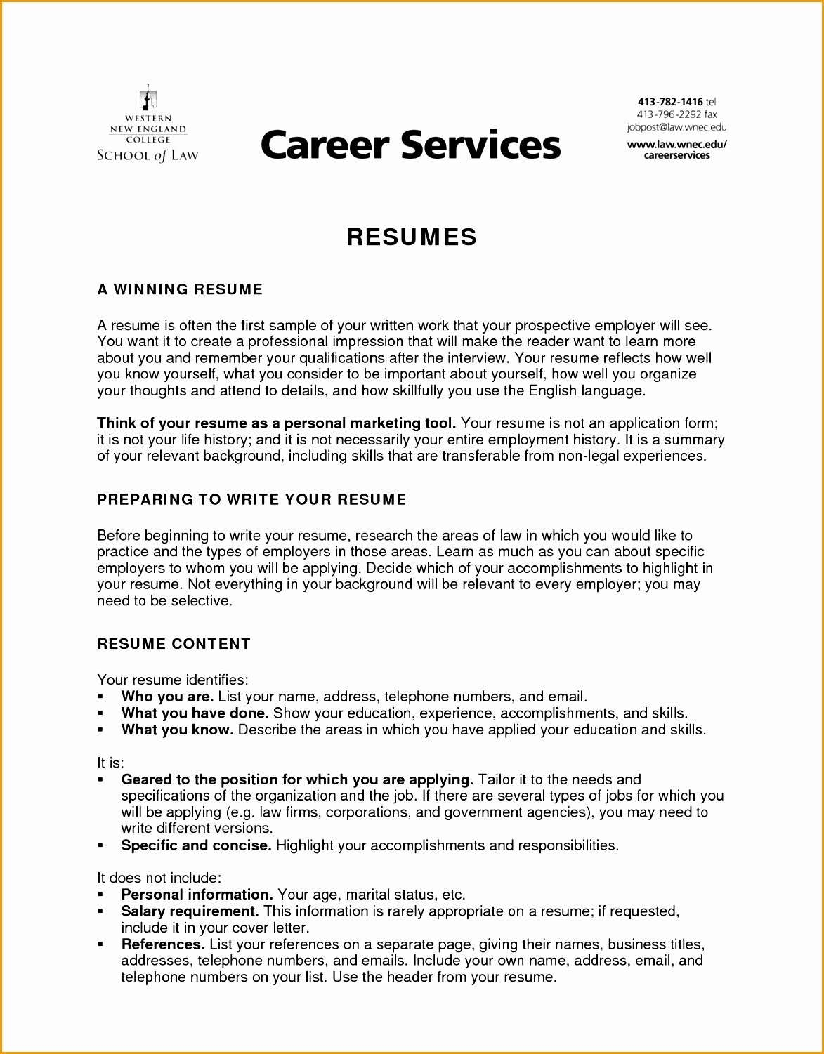 4 Writing Resume Objective Summary Free Samples
