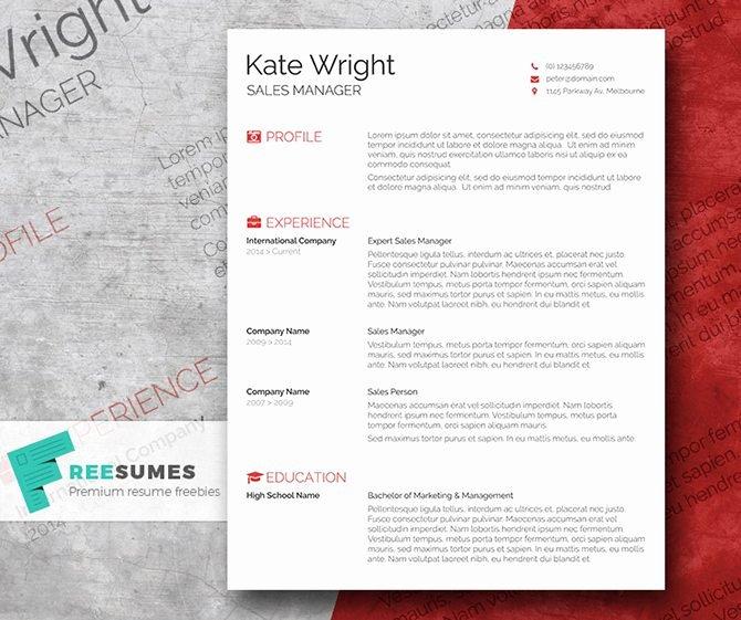40 Best 2018 S Creative Resume Cv Templates