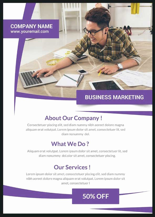 40 Best Free Business Flyer Templates Psd Download