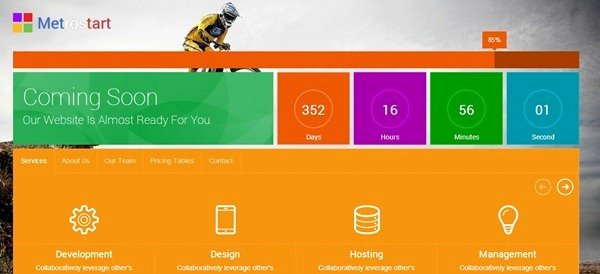 40 Best Ing soon Website Templates for Under