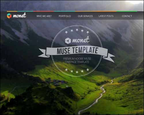 40 Best Responsive Adobe Muse Templates