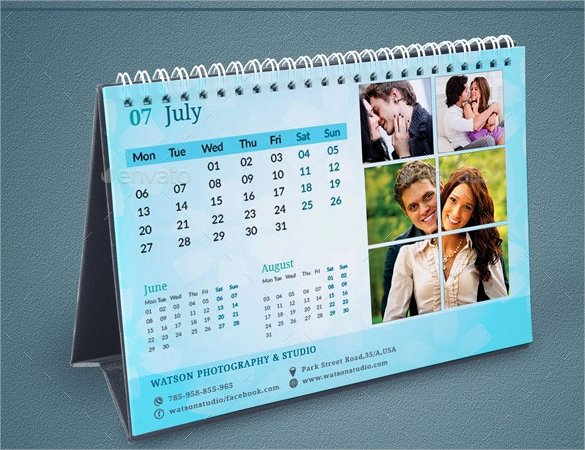 40 Calendar Templates