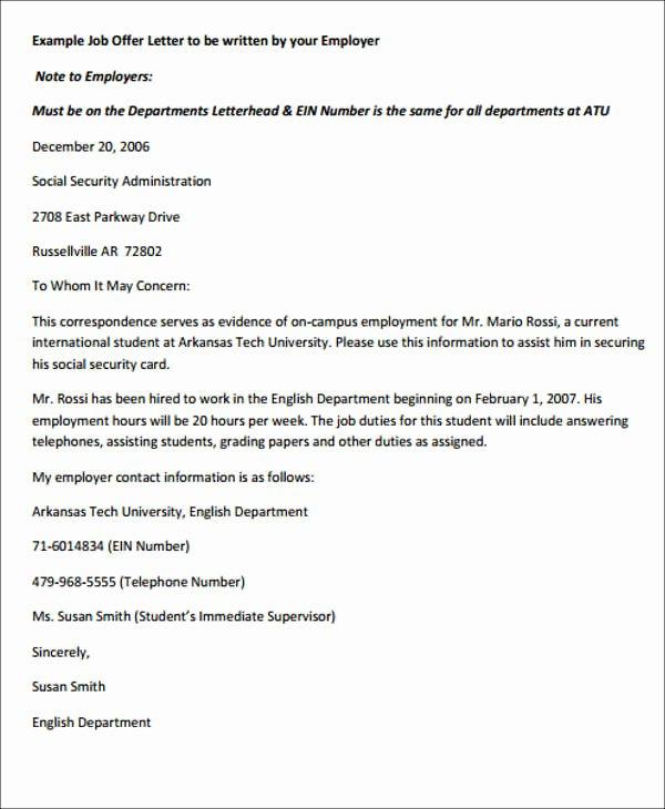 40 Fer Letter format Templates Pdf Doc
