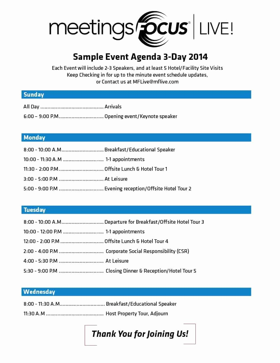 40 Free event Program Templates Designs Template Archive