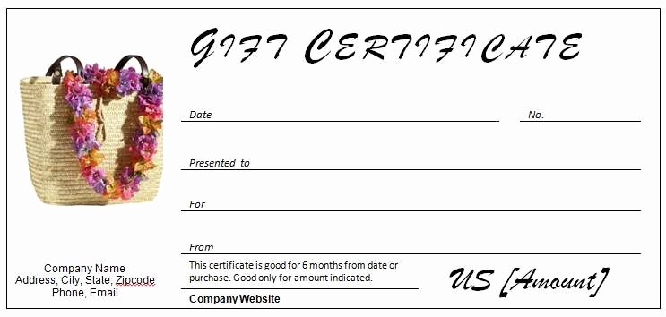 40 Gift Certificates Templates for Any Occasion