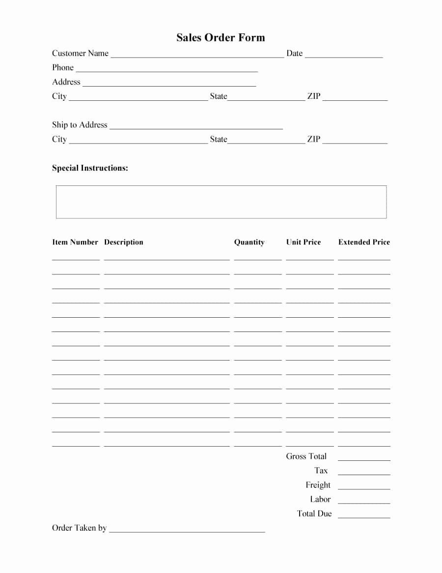 40 order form Templates [work order Change order More]