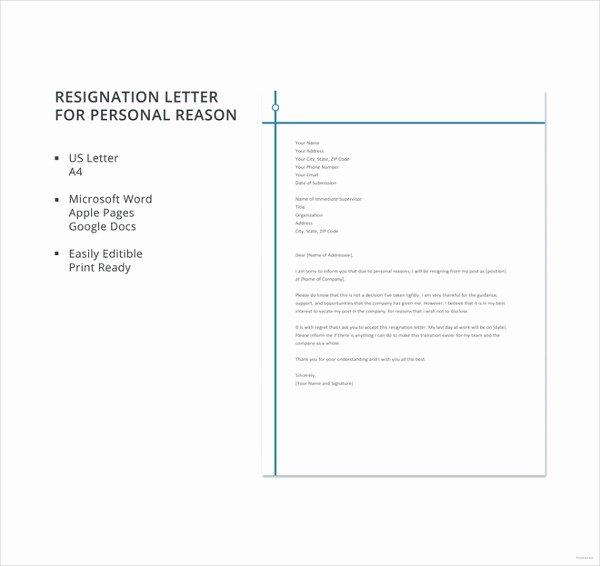 40 Personal Letter Templates Pdf Doc
