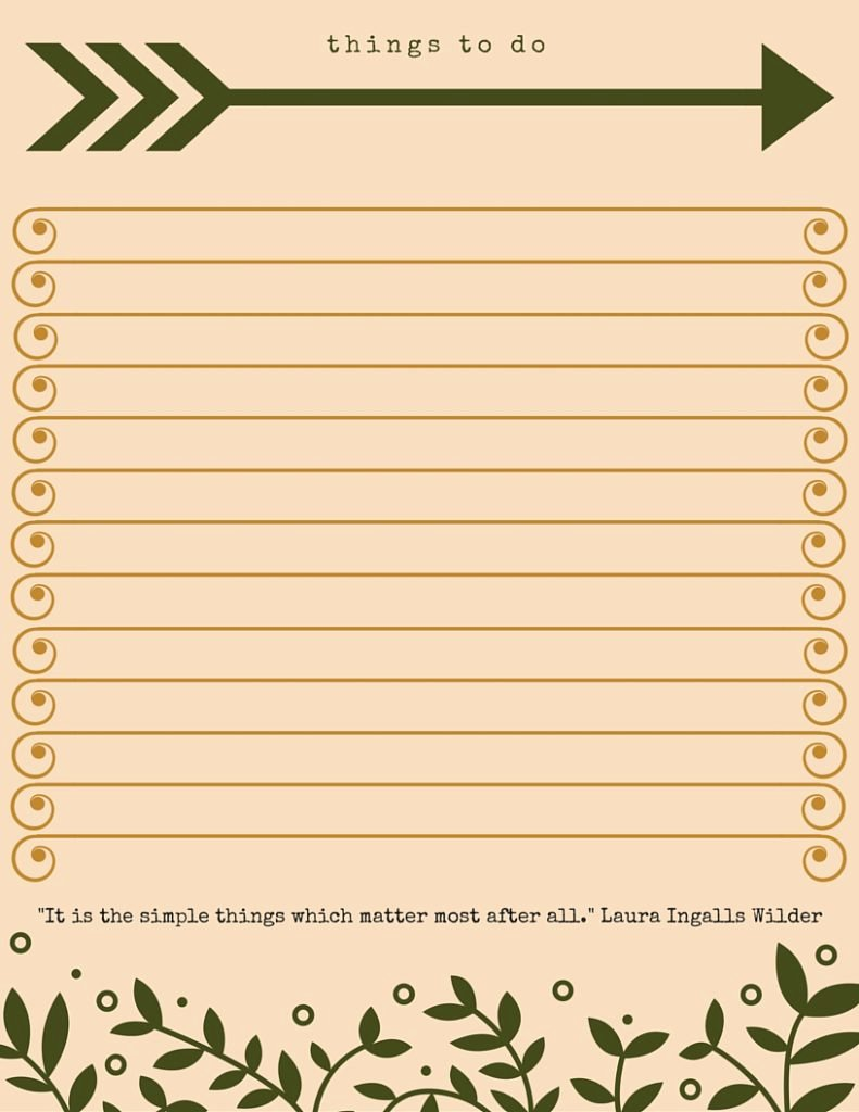 40 Printable to Do List Templates