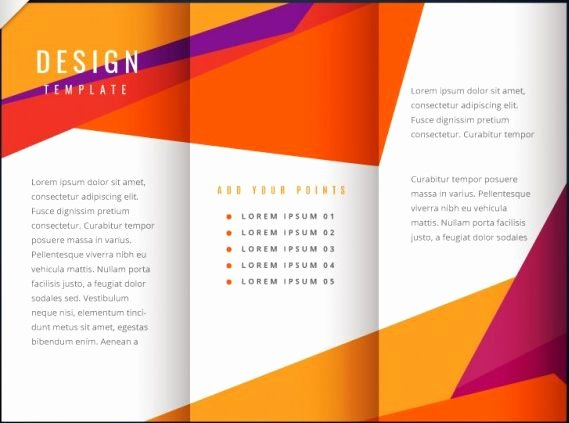 40 Professional Free Tri Fold Brochure Templates Word