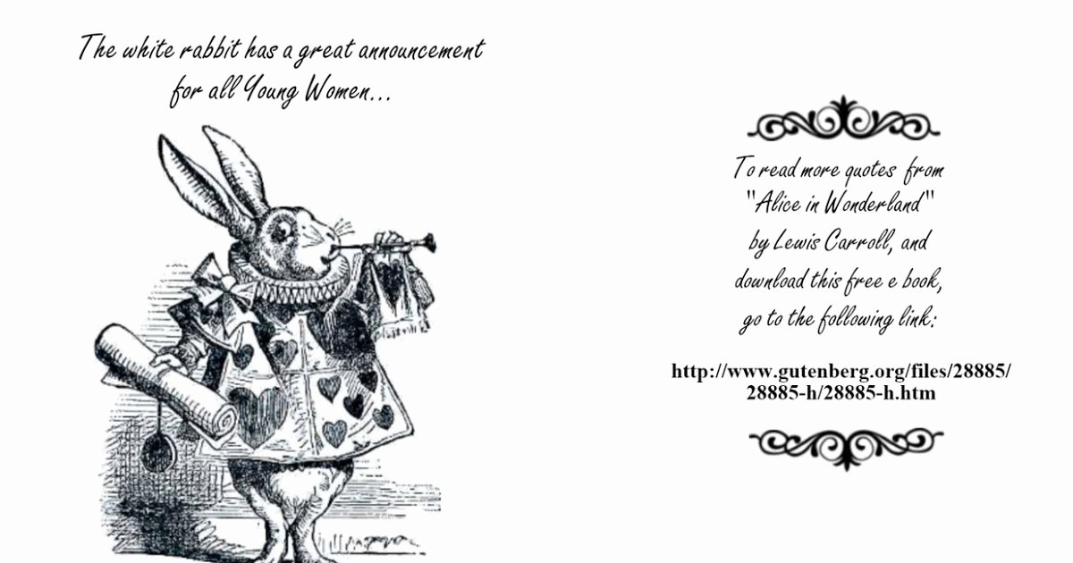 Alice In Wonderland Birthday Party Invitation Latter Example Template
