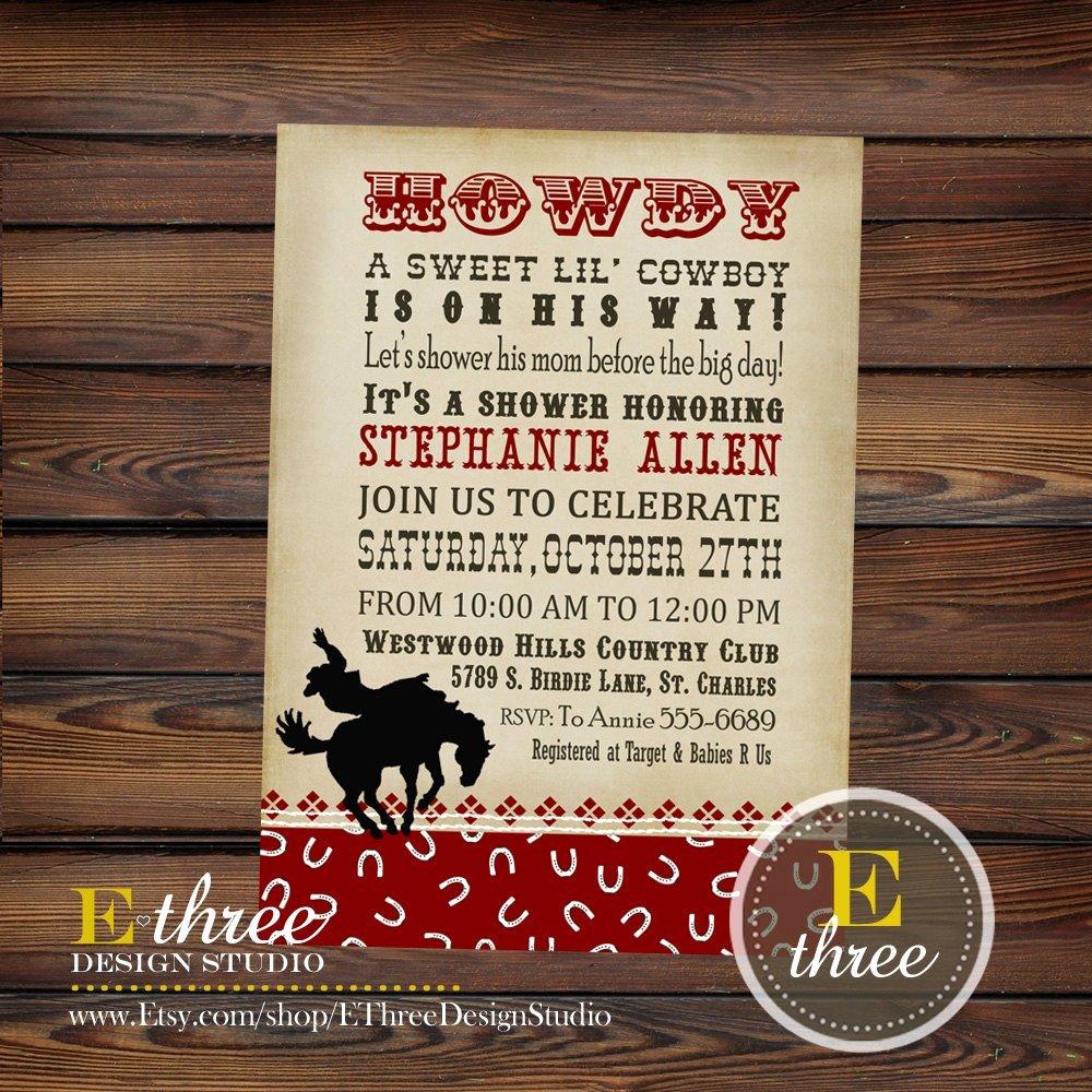 40th Birthday Ideas Free Printable Western Birthday