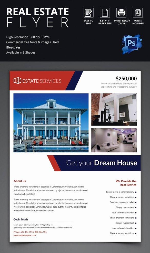 41 Psd Real Estate Marketing Flyer Templates